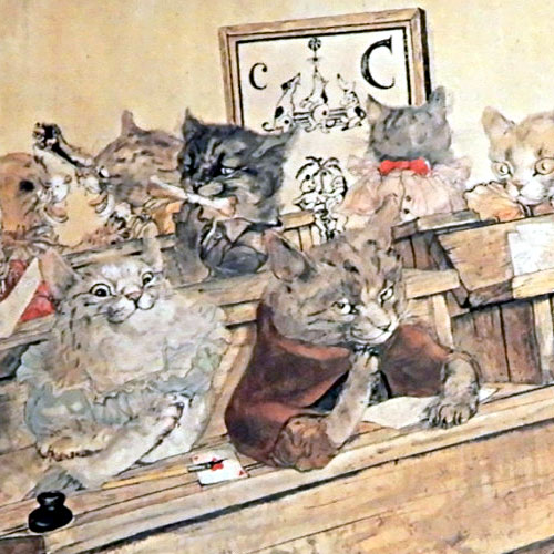 星野智幸『われら猫の子』