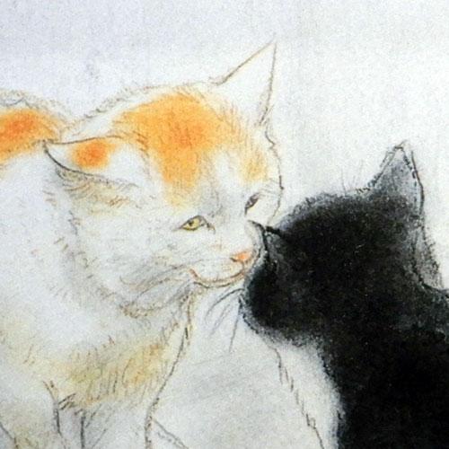 ヒロコ・ムトー『野良猫ムーチョ』