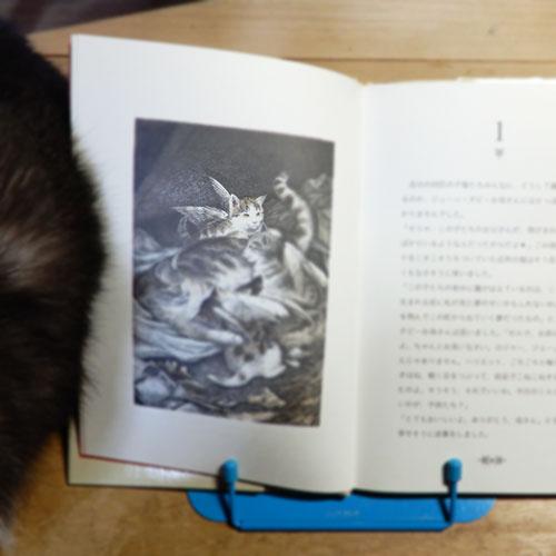 ル=グウィン『空飛び猫』