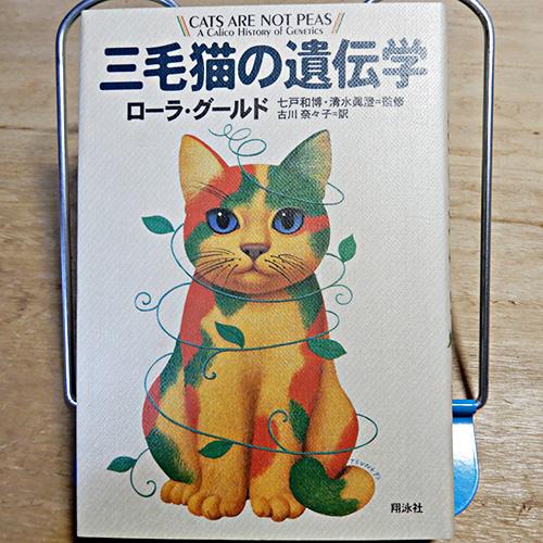 グールド『三毛猫の遺伝学』