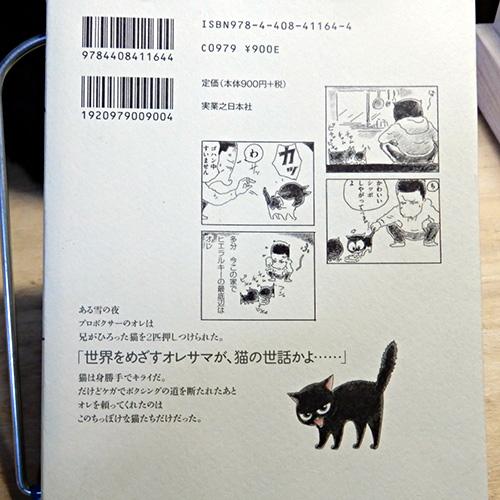 杉作『猫なんかよんでもこない。』