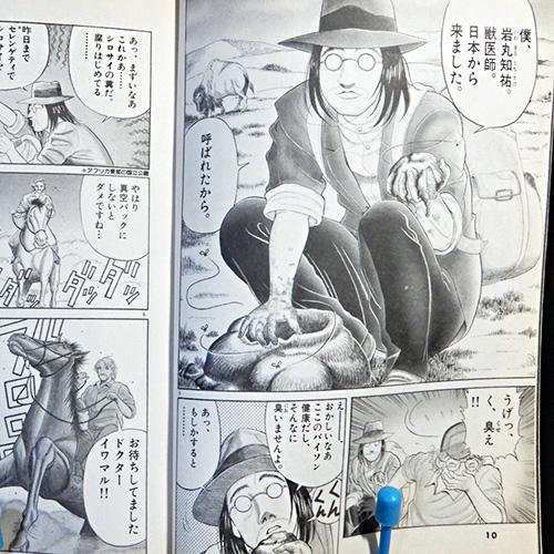 玉井雪雄『IWAMAL -岩丸動物診療譚-』