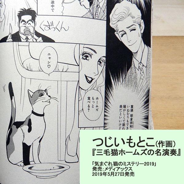 原作:赤川次郎『三毛猫ホームズの名演奏』