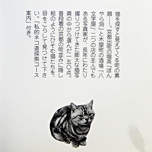 甲斐扶佐義『京都猫町さがし』