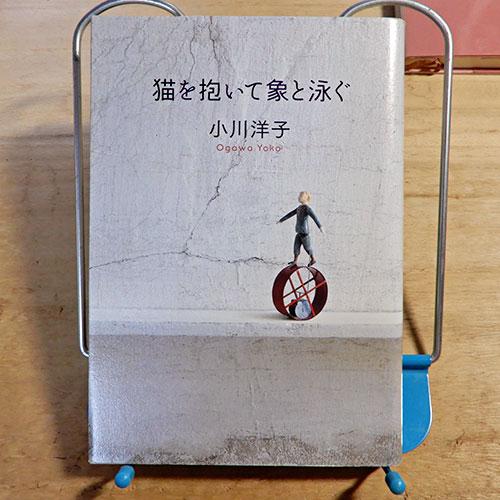 小川洋子『猫を抱いて象と泳ぐ』