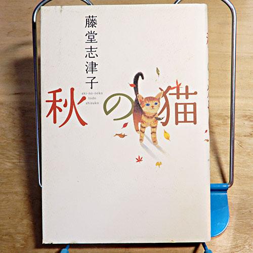 藤堂志津子『秋の猫』