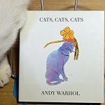 アンディ・ウォーホル『CATS,CATS,CATS』