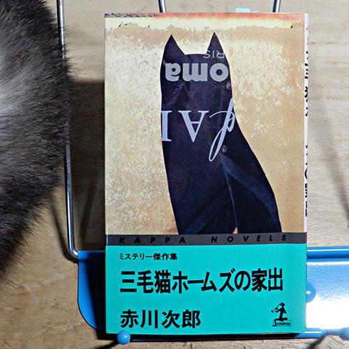 赤川次郎『三毛猫ホームズの家出』