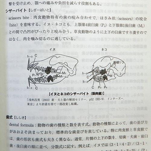 『ペット栄養学辞典』