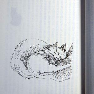 デュペレ『運命の猫』