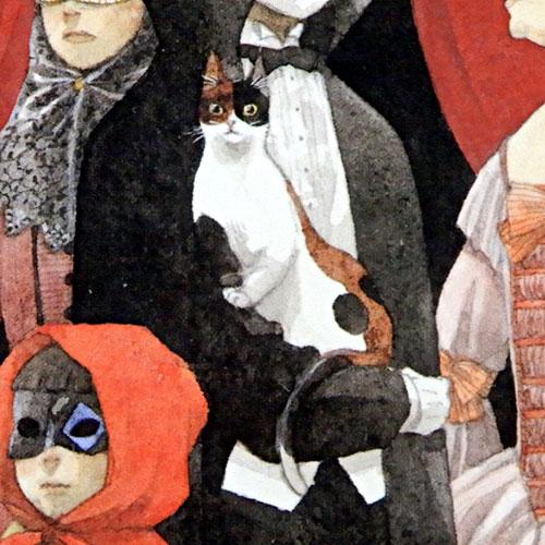 赤川次郎『三毛猫ホームズの仮面劇場』