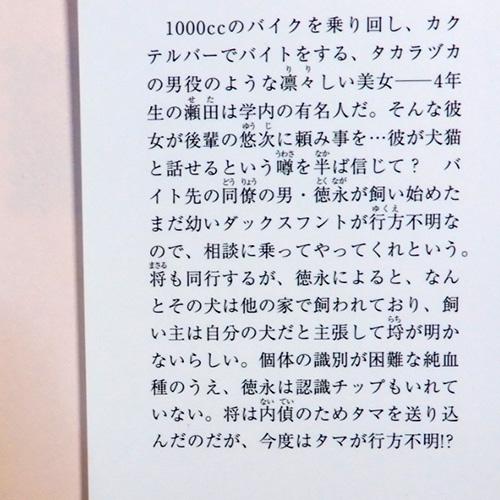 新田一実『キャットウォーク事件簿 No.3』