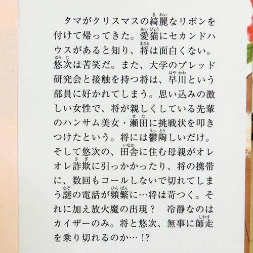 新田一実『キャットウォーク事件簿 No.4』