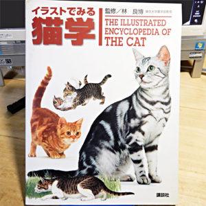林良博『イラストでみる猫学』