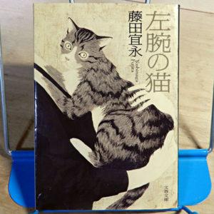藤田宜永『左腕の猫』