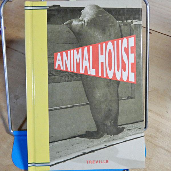 写真集『ANIMAL HOUSE』