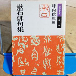 坪内稔典編『漱石俳句集』
