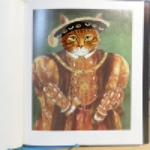 ハーバート『猫の美術館』