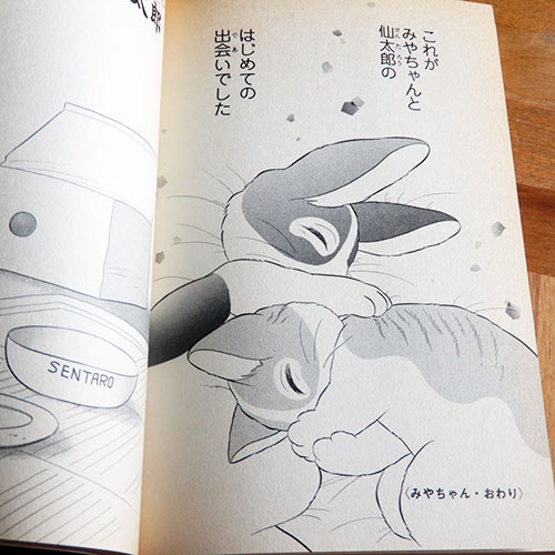 布浦翼『ぴくぴく仙太郎』
