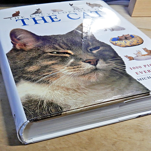 Pollard『The Encyclopedia of The Cat(猫の百科事典)』