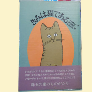 マグダ・レーヤ『きみは猫である』