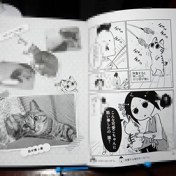 天道グミ『3本足のしじみちゃん』