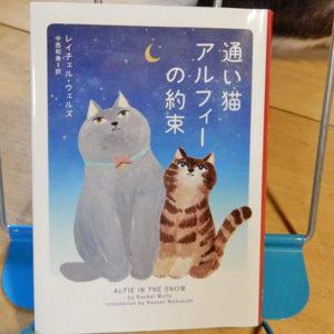 ウェルズ『通い猫アルフィーの約束』